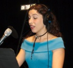 Joanne Robinson, From the Top Radio Show Announcer