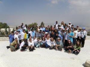 Group Photo in Jordan!