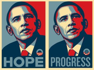 Illustrations by Shepard Fairey.