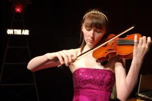 Annika Jenkins, age 16 (Show 234, Virginia Beach, Virginia)