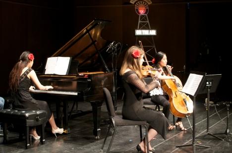 The Angeles Trio