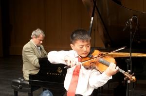 Christopher O'Riley and Alex Zhou