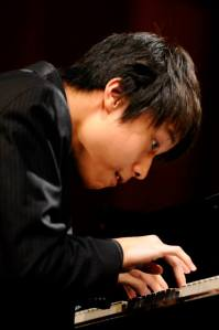 Steven Lin, 24 Photo: The Cliburn/Ralph Lauer