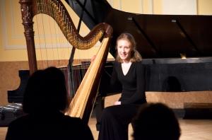harp talking