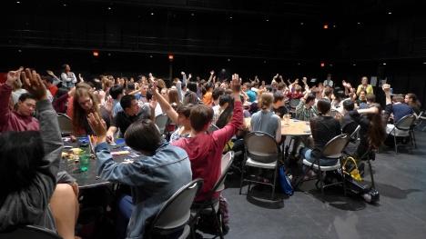 NYOUSA Arts Leadership Workshop July 2014